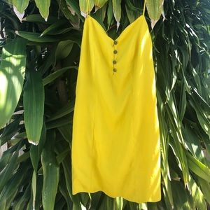 6 Shore Road Yellow Dress